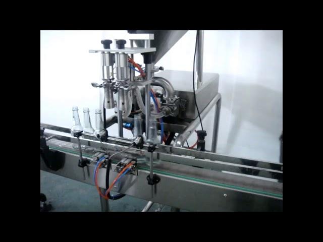 เครื่องล้างมืออัตโนมัติแบบสองหัวของเหลวสำหรับการขาย