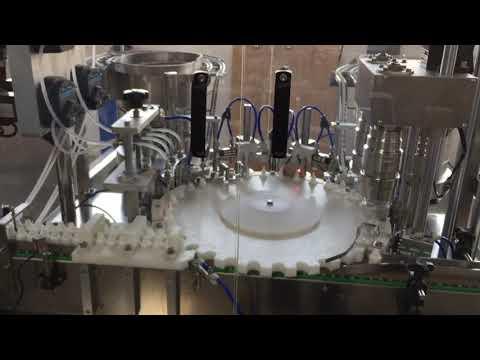 เครื่องโรตารี่สูงสุดที่มีความแม่นยำสูงของอุตสาหกรรมอาหาร, ซอสและเครื่องสำอาง