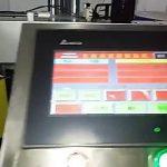 อัตโนมัติเครื่องการพิมพ์ฉลากคอมพิวเตอร์ม้วนสติกเกอร์ถุงพลาสติกเครื่องฉลาก