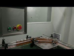 ขวดแยมผลไม้อัตโนมัติขวดซอสพาสต้าซักผ้าบรรจุเครื่องสูงสุดที่กำหนด