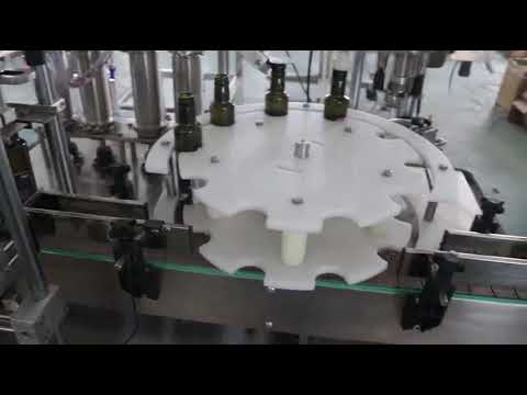 ร้อนขาย ce มาตรฐานอัตโนมัติน้ำมันมะกอกเครื่องบรรจุ