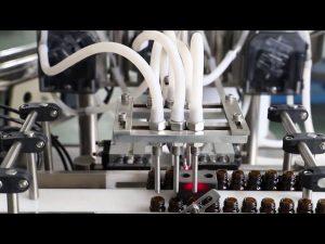 น้ำมันมะกอก 120ml ซักผ้า & capping เครื่อง