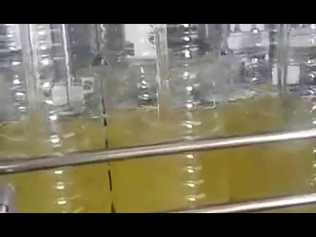 ขวดอัตโนมัติบรรจุน้ำมันพืชเครื่องบรรจุ