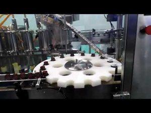 icicle กรดไฮโดรคลอริก hdpe มูลนิธิ f lowmeter น้ำมันบรรจุและปิดผนึกเครื่อง